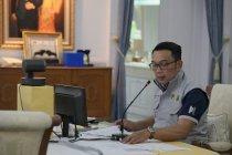 Ridwan Kamil minta warga hindari kegiatan senam secara berkerumun