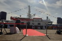 KKP lengkapi Perairan Natuna Utara dengan kapal tercepat