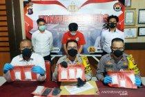 Ayah muda di Kotawaringin Timur ditangkap simpan 709 gram sabu-sabu