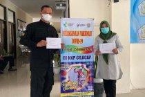 Sebagian petugas lapas di Nusakambangan telah divaksin