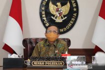 Mahfud jelaskan KPK tak dilibatkan dalam Satgas BLBI