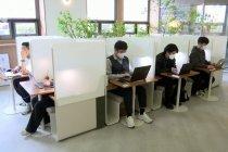 Keberadaan ruang kerja bersama kian ramai peminat di Korea Selatan