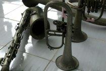 Agar generasi muda paham alat musik bersejarah TNI