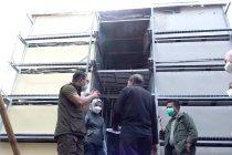 Ridwan Kamil kenalkan apartemen ayam di Kabupaten Bandung