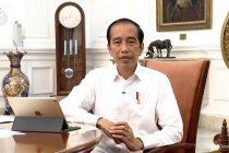 Presiden Jokowi cabut lampiran Perpres Miras