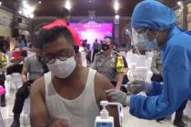 Kapolda Bali prioritaskan vaksinasi ke anggota Bhabinkamtibnas