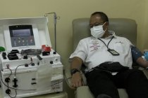 Stok plasma konvalesen COVID-19 mulai cukupi kebutuhan