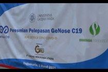 2021 Unit GeNose C19 resmi didistribusikan