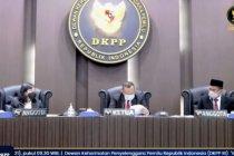 1.873 perkara diselesaikan DKPP selama sembilan tahun