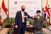 Inggris sumbang vaksin COVID-19 ke sejumlah negara, termasuk Indonesia