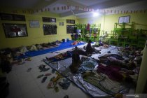 Pengungsi korban bencana NTT berkurang tersisa 4.182 orang