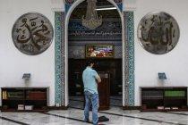 Hindari kerumunan, Masjid Cut Meutia bagikan zakat sebelum Lebaran