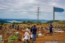Ziarah kubur jelang Ramadhan di Jayapura