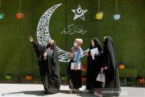 Warga Irak bersiap sambut Ramadhan