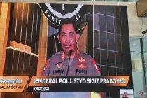 Kapolri : Polri TV Radio Presisi sarana edukasi kepolisian