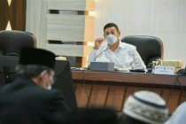 Semua takmir masjid di Kota Kediri harus patuhi prokes saat Ramadhan