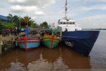KKP tangkap lima KM nelayan asing di perairan Natuna