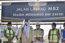 Tol Japek resmi berganti nama jadi Jalan Layang MBZ
