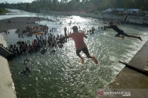 Tradisi mandi Balimau