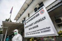 Pemkot Bogor upayakan perpanjangan operasional RS Lapangan