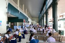 242 pelajar dari Tawau dilepas ke Indonesia