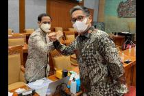 Legislator sebut Nadiem sukses jalankan Nawacita Jokowi