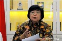 Menteri LHK minta jajaran terus perbaiki diri bangun institusi bersih
