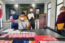 Polda Kalsel ungkap kasus 1,83 kg sabu-sabu dan 866 ekstasi