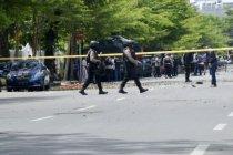 Densus 88 Polri tembak mati seorang terduga teroris karena melawan