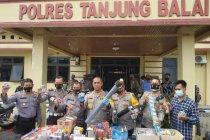 Polisi razia \'asmara subuh\' di Sumut, amankan 73 sepeda motor