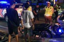 Polisi tingkatkan razia knalpot Racing selama Ramadhan di Aceh Barat