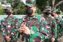 Danrem Wira Satya: Di Bali banyak zona merah, prokes harus diperketat