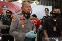 Polisi bekuk pengedar narkoba jaringan LP Kendari