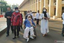 Stafsus Presiden tinjau fasilitas untuk disabilitas di Masjid Istiqlal