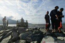 Kawasan bekas tsunami Kota Palu jadi destinasi favorit ngabuburit