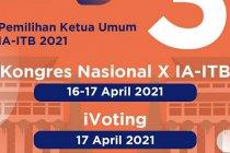 Pramono Anung hadiri Kongres Nasional X-Pemilu Ketua IA ITB