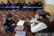 Kegiatan Ramadhan anak-anak Afghanistan