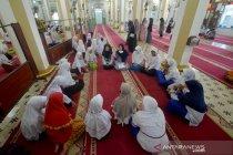 Pesantren ramadhan di Padang saat pandemi COVID-19