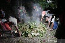 Kepala suku Dambet gelar bakar batu syukuri selamat dari serangan KKB