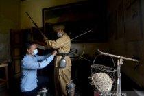 Museum Perang Sintuk Padang Pariaman dibangun secara swadaya