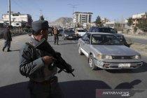 Pengamanan di Kota Kabul menjelang penarikan tentara AS dari Afghanistan