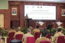 KPK minta pemerintah daerah perkuat pengawasan interen cegah korupsi