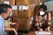 Mensos Risma minta gudang logistik harus dikelola secara digital