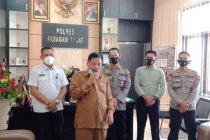 Ketua DPRD Pasaman Barat bantah melakukan dugaan mesum dengan stafnya