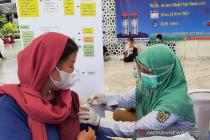 Banyak lansia di Banda Aceh belum mau divaksin