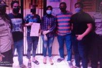 Polres Serang tangkap pelaku prostitusi daring