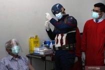 Seorang warga lansia 104 tahun ikut vaksinasi COVID-19