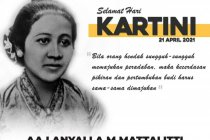 Ketua DPD RI: Semangat Kartini harus tetap menyala meski pandemi