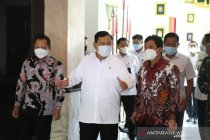 BPJS Kesehatan-Kemhan teken kesepakatan pemutakhiran data peserta TNI
