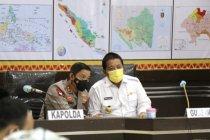 Pemprov Lampung perketat perbatasan antisipasi COVID-19 selama Lebaran